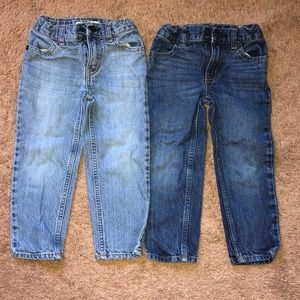 Set of 2 Oshkosh jeans
